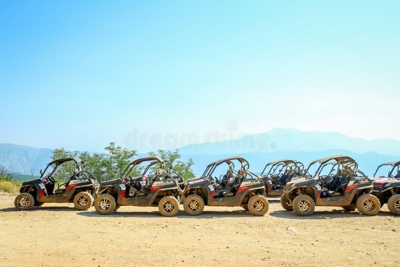 Safari del carrozzino di Ragusa immagine stock libera da diritti