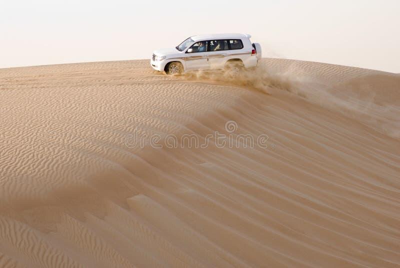 safari del desierto 4wd foto de archivo