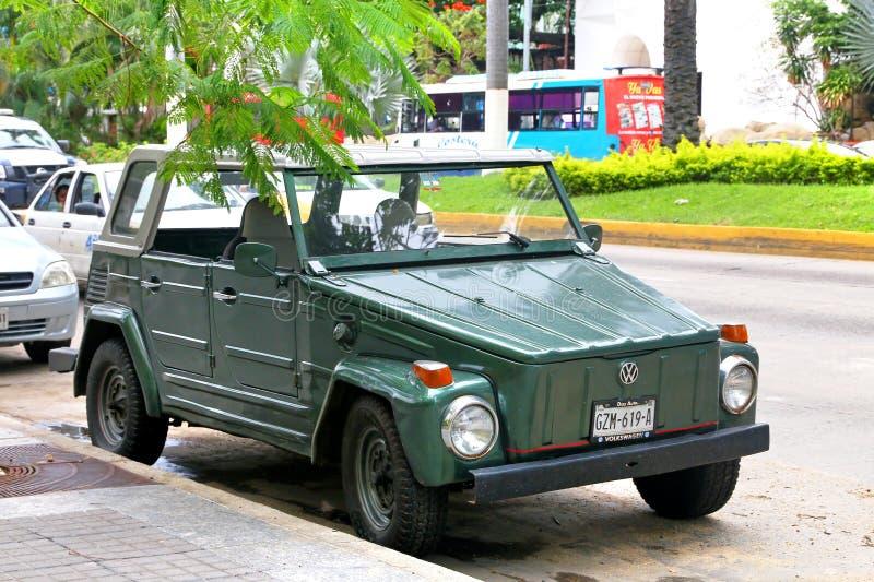 Safari di Volkswagen fotografia stock libera da diritti