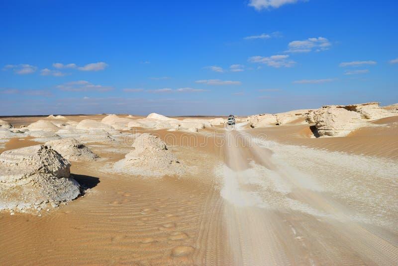 Safari en el desierto de Sáhara Egipto fotografía de archivo