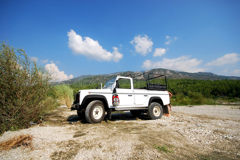 Download Safari Jeep Stock Images - Image: 7230124