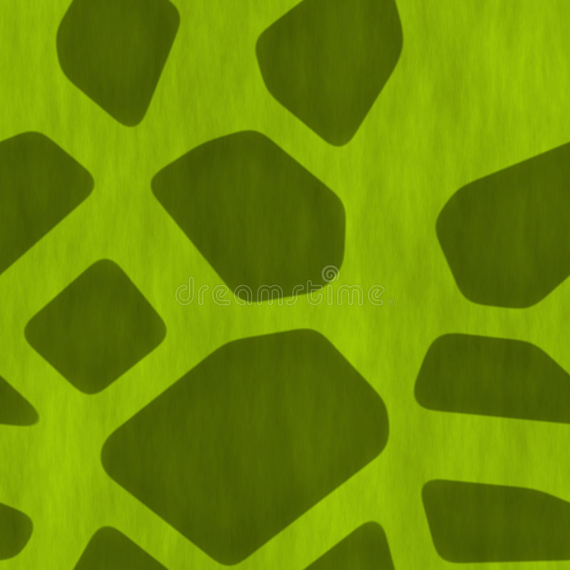 Safari Jungle Themed Seamless Background