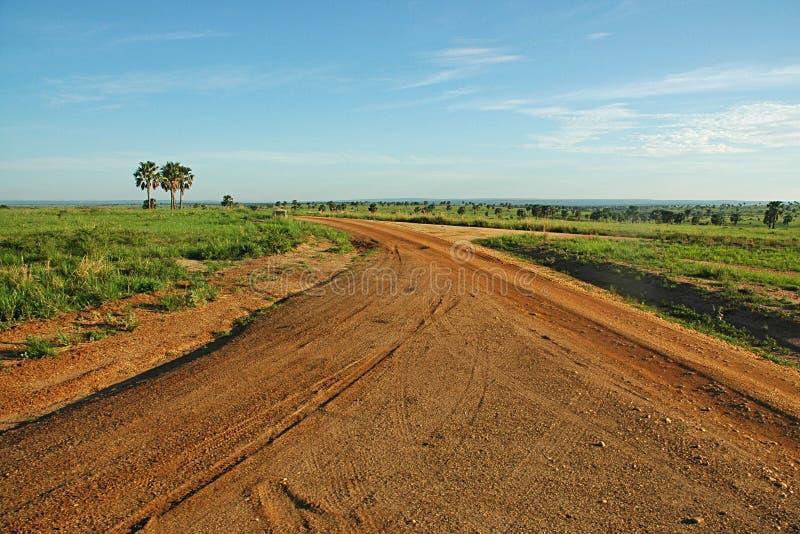 Download Safari Roads Join In Uganda Africa Stock Photos - Image: 25619773