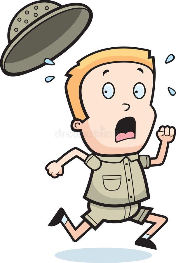 Download Safari Running stock vector. Image of jungle, fear, flee - 6384229