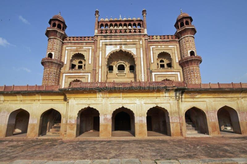 safdarjang delhi jest grób zdjęcia royalty free
