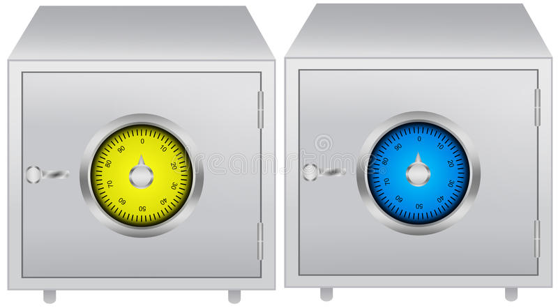 Download Safe Box Stock Photography - Image: 22499232