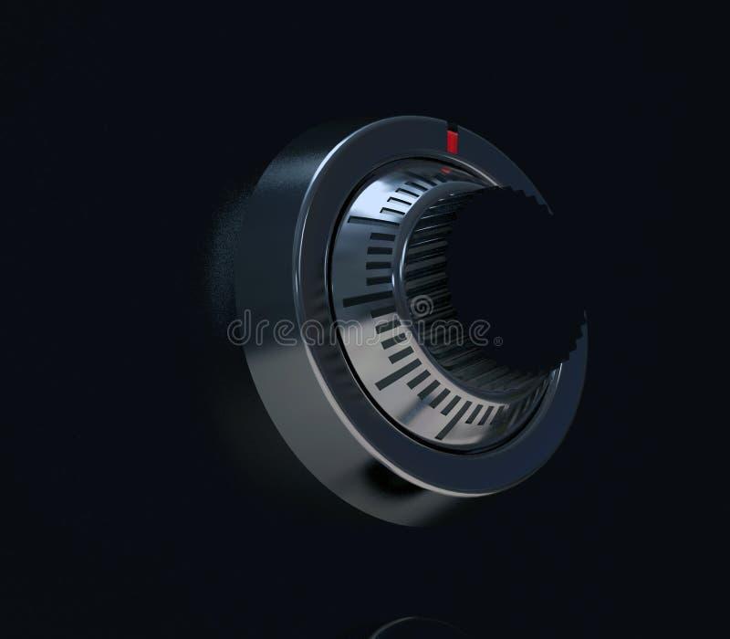 Download Safe code stock illustration. Image of protection, lock - 9284083