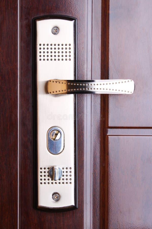 Safe Door. Closed Stock Image