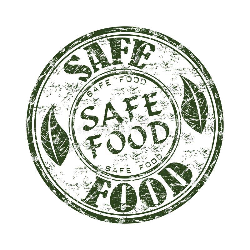Download Safe Food Grunge Rubber Stamp Stock Vector - Image: 20445738