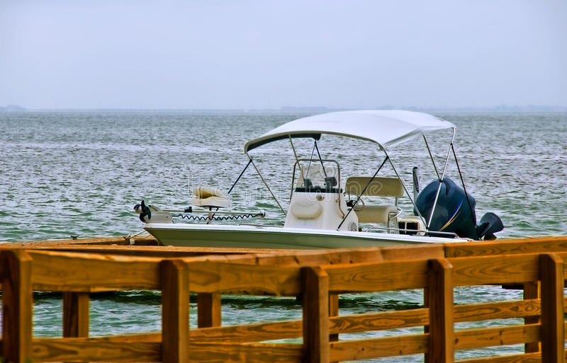 Safe harbor stock photo