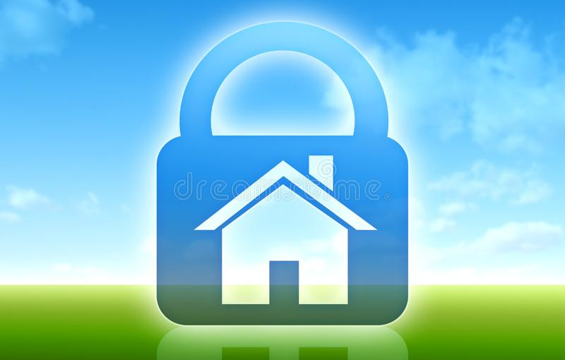 Download Safe House Concept Stock Photos - Image: 19581883