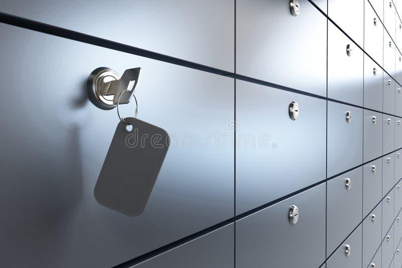 Safe key