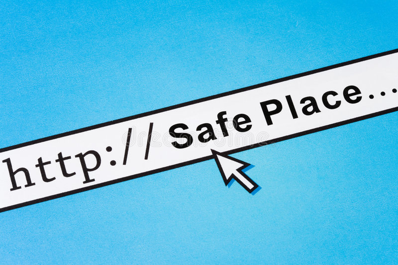Safe Place royalty free stock photo