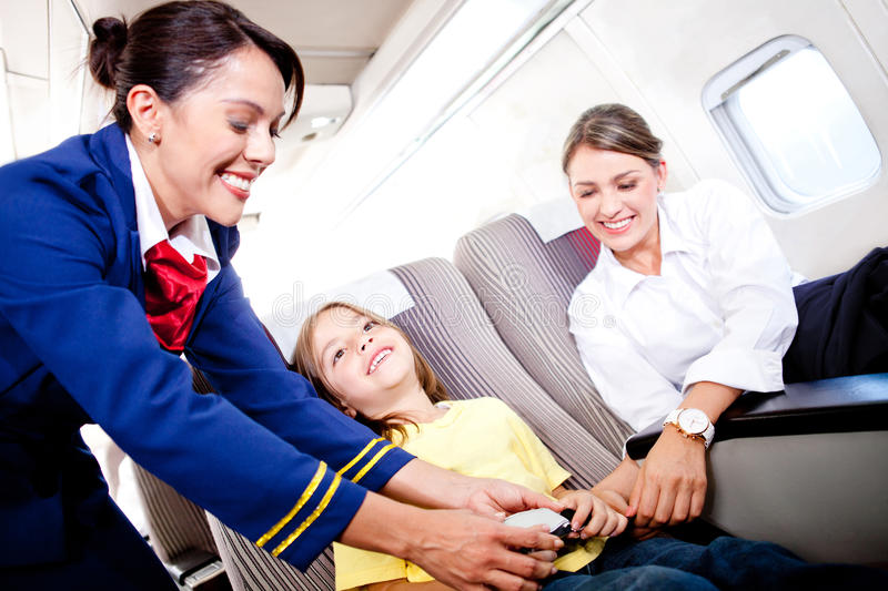 Download Safe trip stock image. Image of airliner, crew, professional - 23829901
