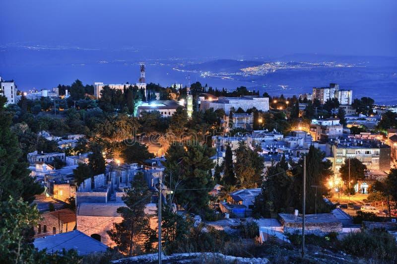 Safed. lizenzfreie stockfotos