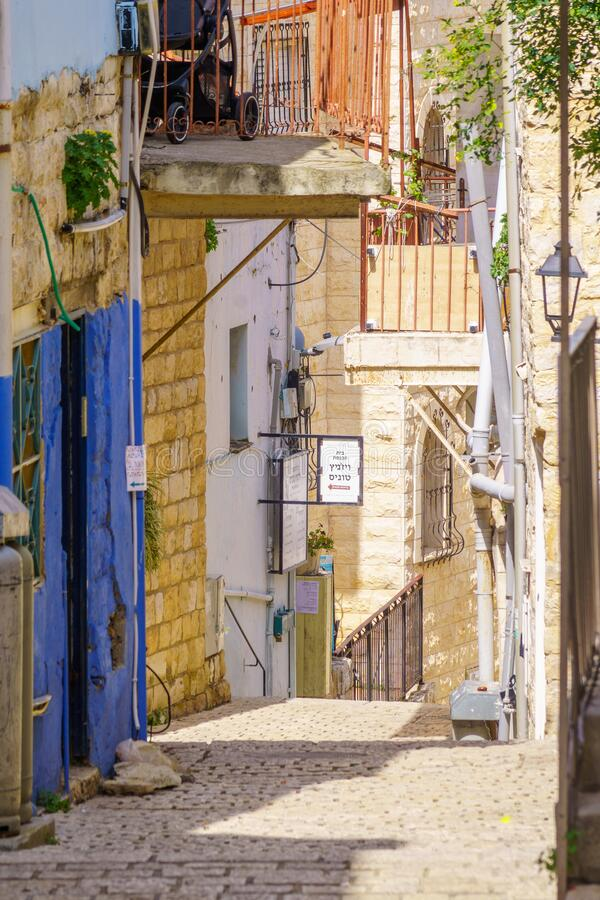 The City Of Safed