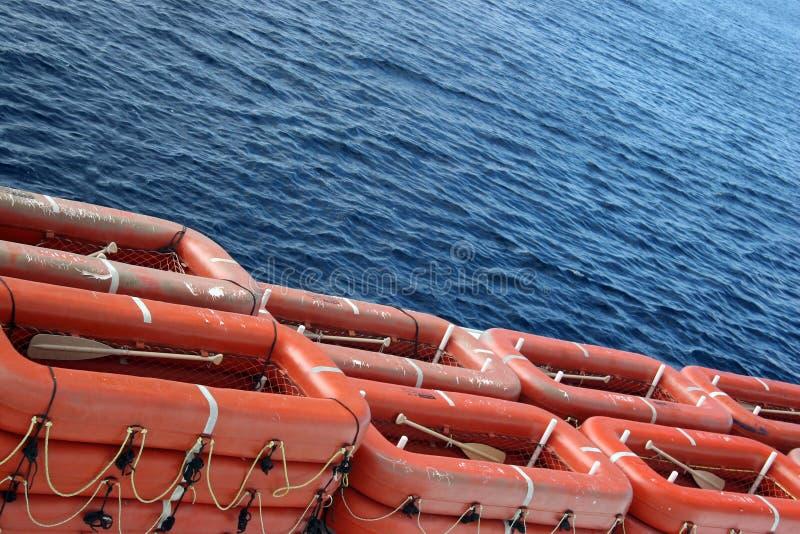 Download Safety stock image. Image of boat, blue, secure, orange - 1170299