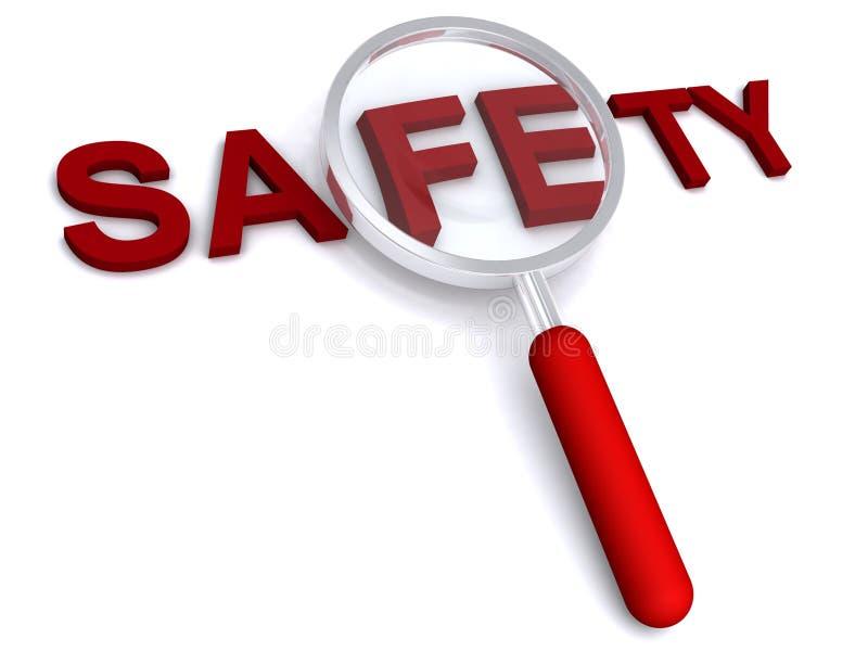 Safety vector illustration