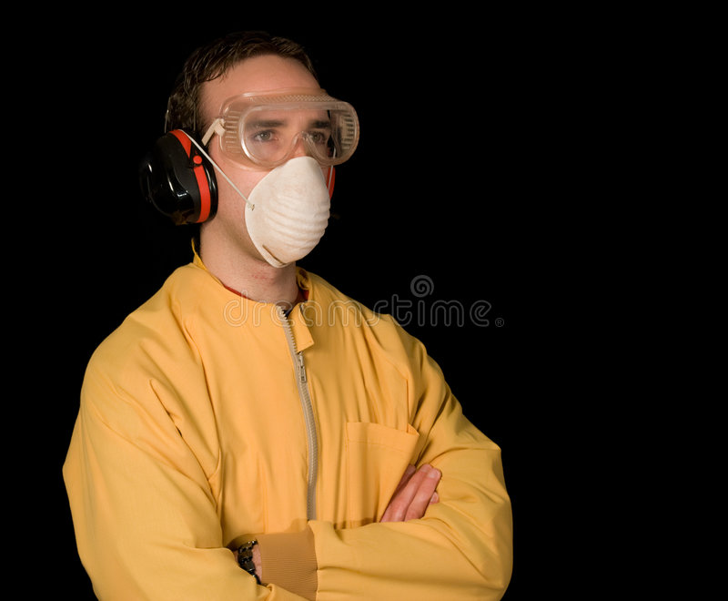 Safety Apparel stock images
