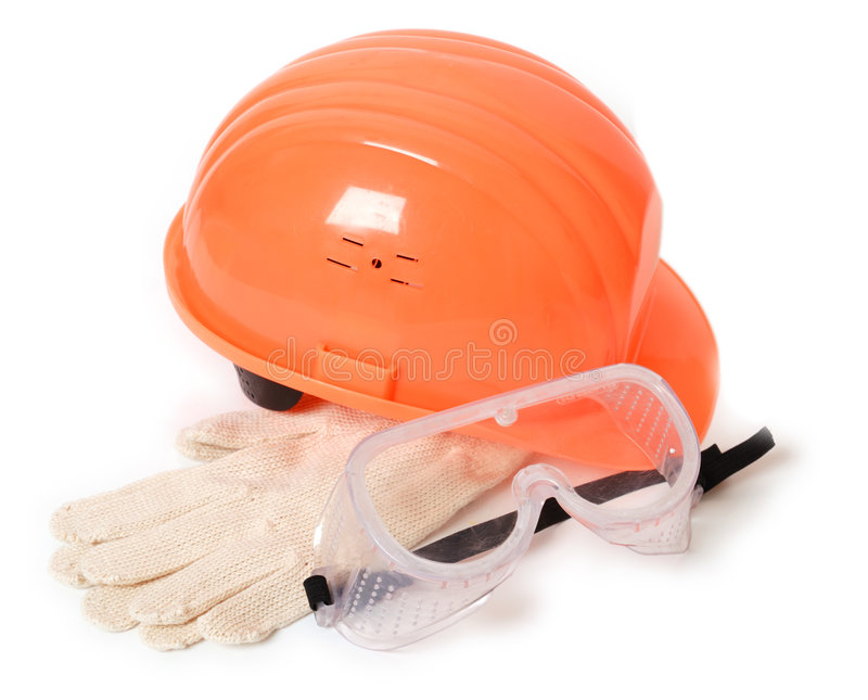 safety appliance royalty free stock photography