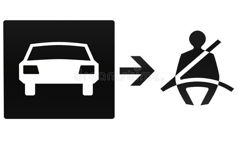 Download Safety Belt, Car, Illustration Stock Illustration - Image: 41757725