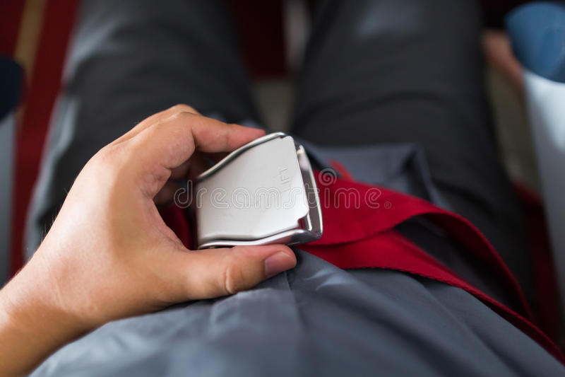 Safety belt royalty free stock photos