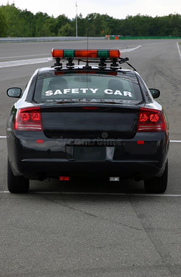 Safety car royalty free stock photos