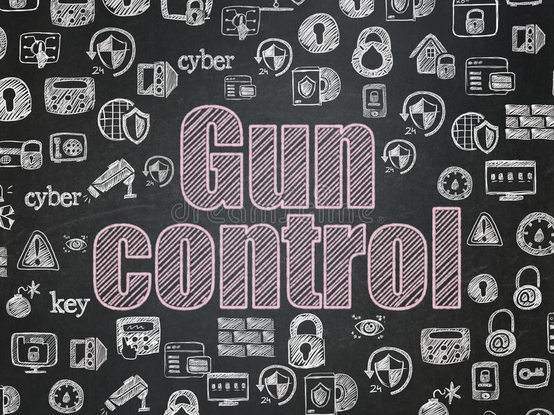 Gun Lesson Safety Stock Illustrations – 3 Gun Lesson Safety