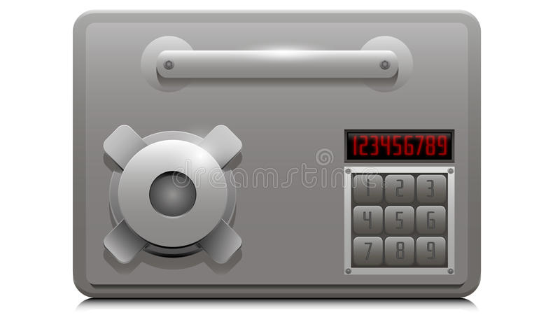 Download Safety Deposit Box stock photo. Image of concept, grow - 33946080