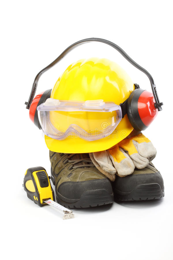 Free Safety Gear Stock Photo - 23093220