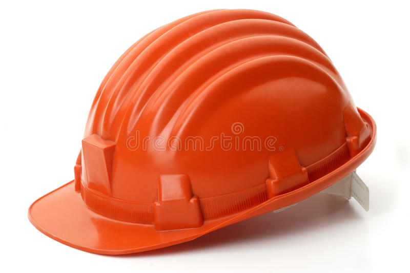 Helmet safety and protective against all risks stock photo