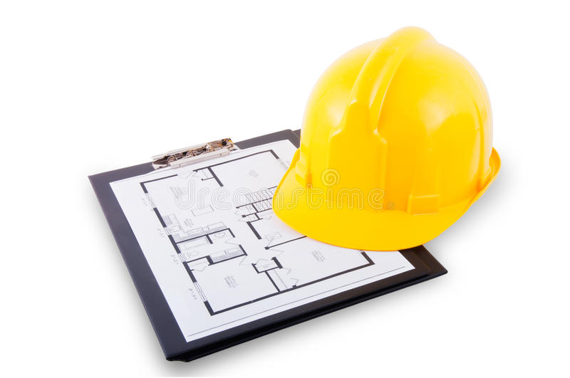 Download Safety helmet and plane stock photo. Image of construction - 29657620