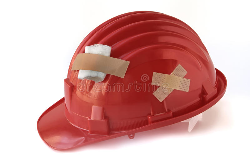 Helmet safety and protective royalty free stock image