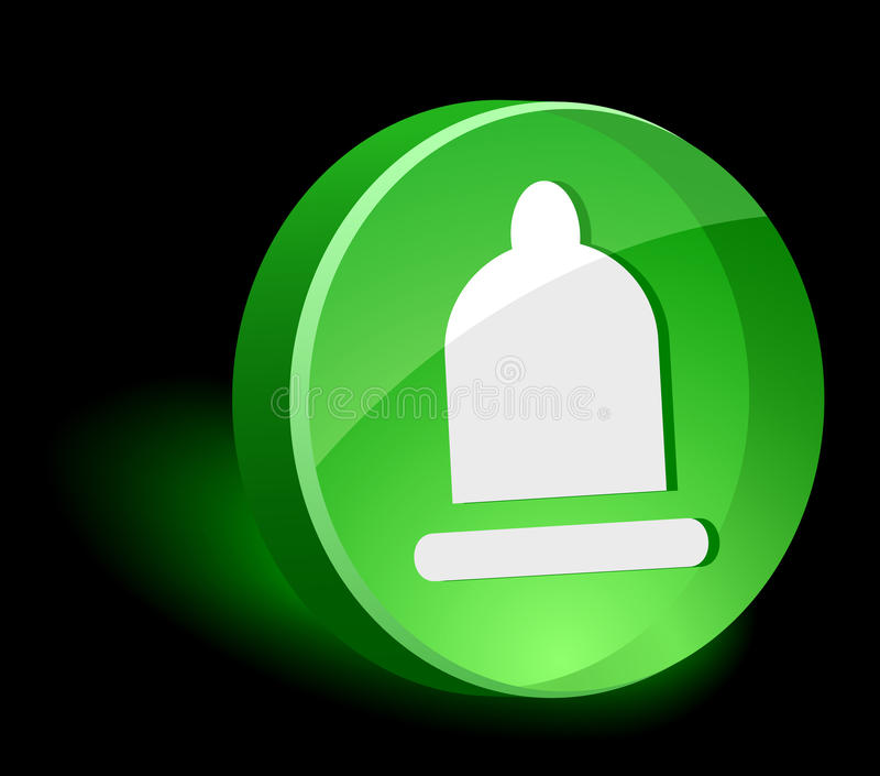 Download Safety Icon. stock vector. Image of light, icons, network - 10425581