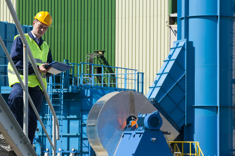 Download Safety Inspector Royalty Free Stock Images - Image: 21426149