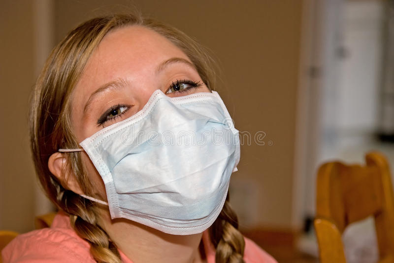 Download Safety Particle Mask Royalty Free Stock Photography - Image: 12031317