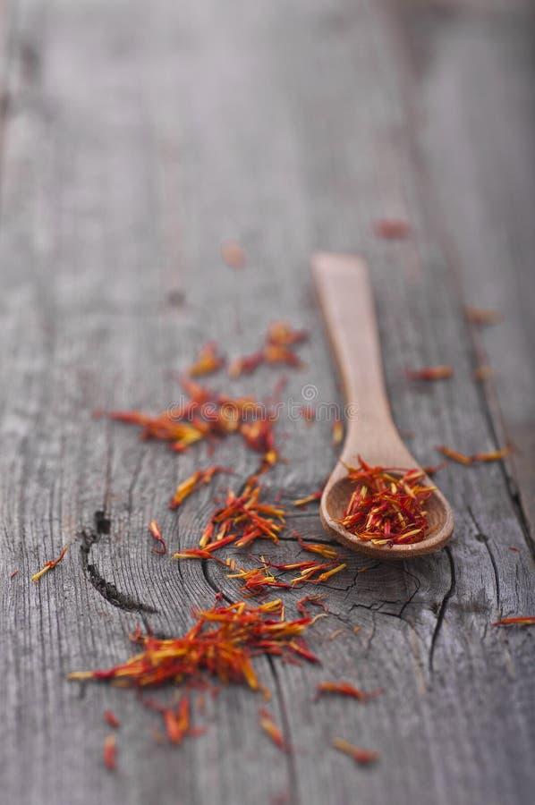 Download Saffron stock photo. Image of ingredient, natural, wooden - 18781304