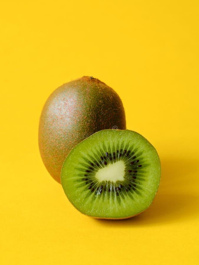 Saftig kiwi royaltyfri fotografi