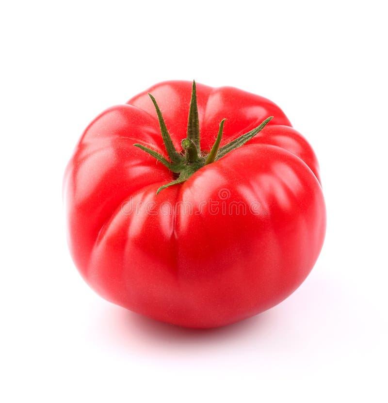 Download Saftig tomat i closeup fotografering för bildbyråer. Bild av seed - 27287555