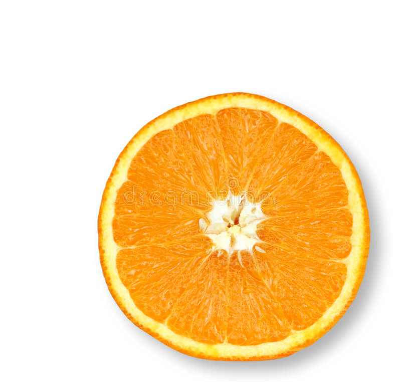 Saftige Orange stockbilder