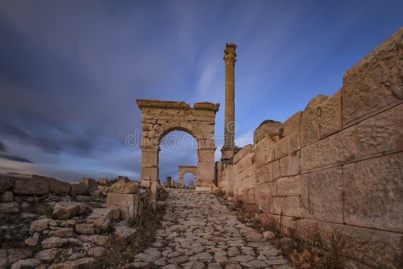 Sagalassos, Burdur, Isparta, Turquia fotos de stock royalty free