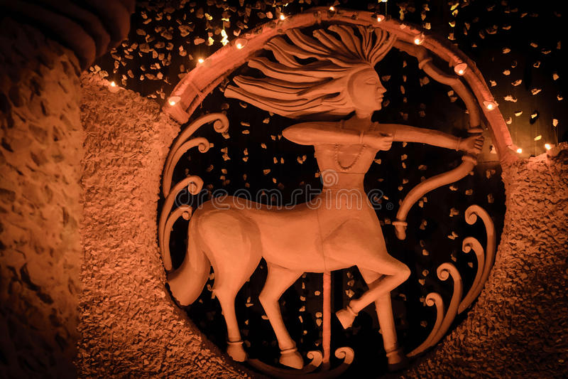sagittarius стоковые фото