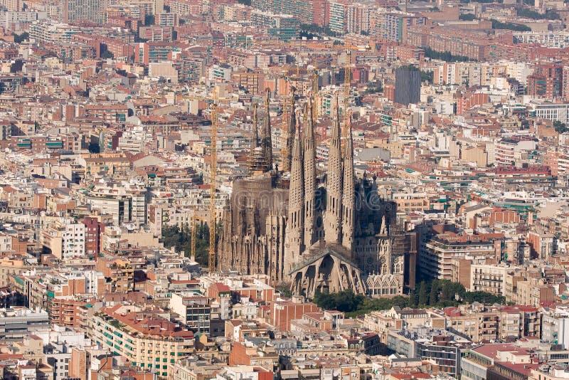 Sagrada Familia lizenzfreie stockfotos