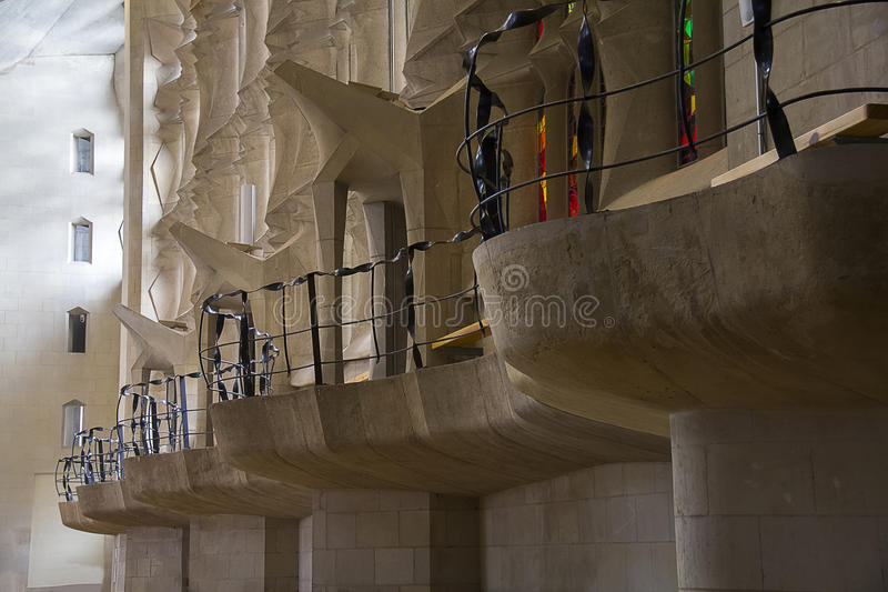 Sagrada Familia 22 fotografía de archivo