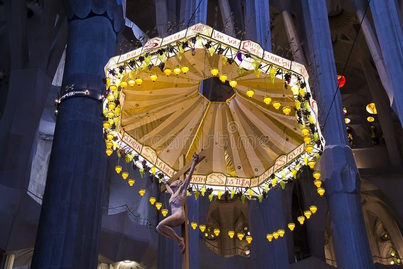 Sagrada Familia 24 fotografía de archivo
