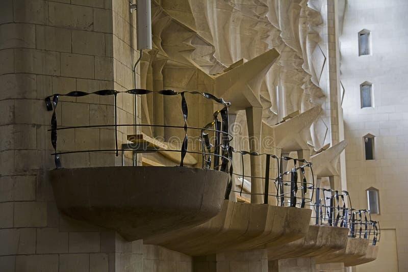 Sagrada Familia 25 стоковые изображения