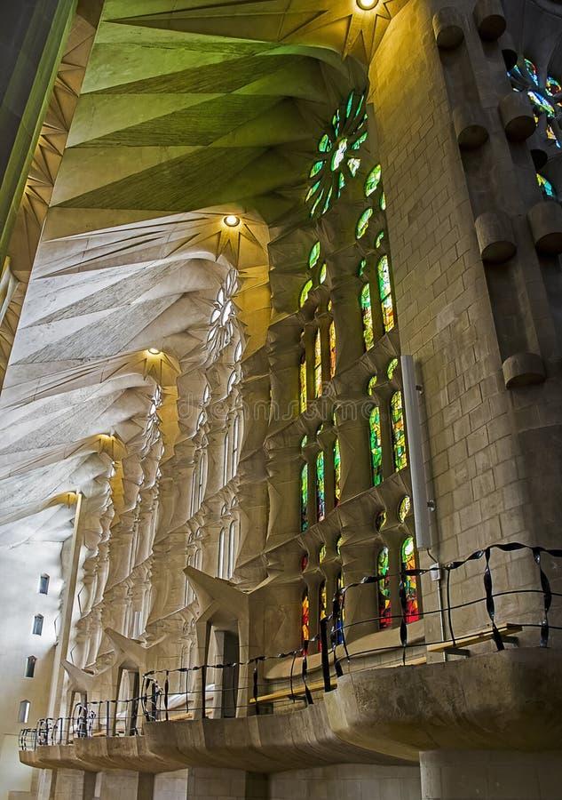 Sagrada Familia 26 fotografía de archivo libre de regalías
