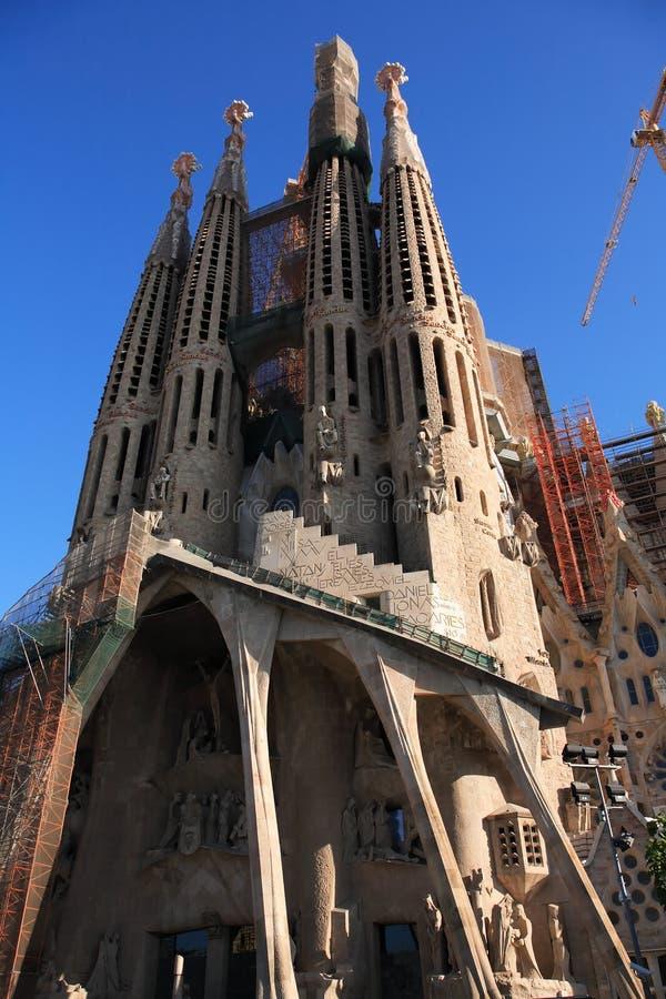 Download Sagrada Familia стоковое фото. изображение насчитывающей структура - 37927502