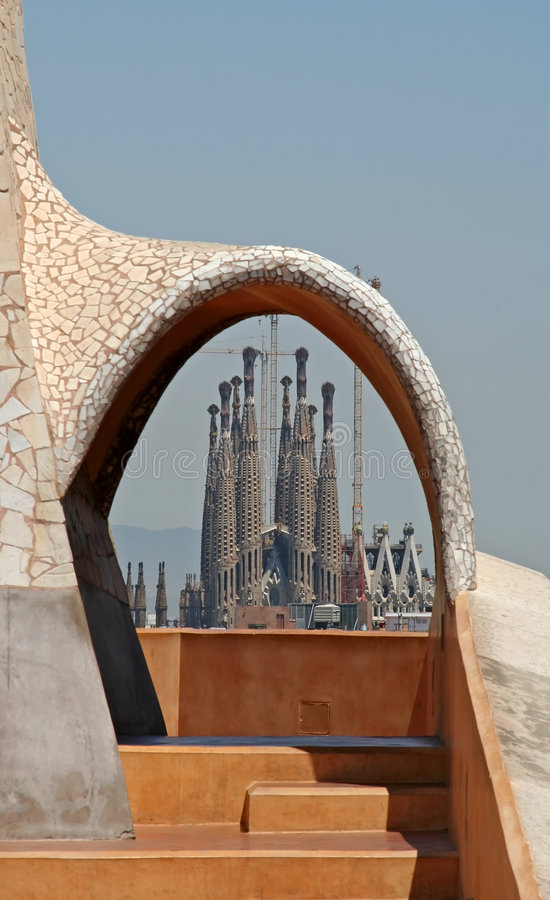 Download Sagrada Familia Royalty Free Stock Images - Image: 7396619