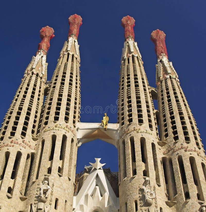 Sagrada Familia 9 photographie stock